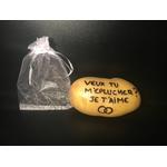 Poste ta patate...de demande en mariage !