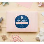 "Album de grossesse ""9 mois mille aventures"""