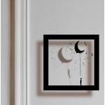"Sticker cadre ""Lune"""