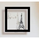"""Sticker cadre """"Mme Eiffel"""""""