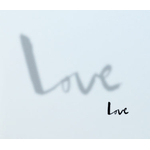 "Sticker ombre ""Love"""