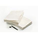 Livre d'or en liasse de papier coton