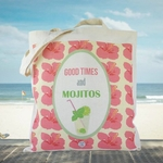 Good times and mojitos - tote bag