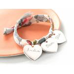 "Bracelet femme personnalisé ""Liberty"""