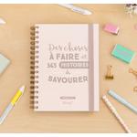 Agenda 2017 Journalier - Des choses à faire et 365 histoires à savourer