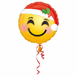 Ballon de noel Emoticone