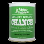 """Boite de chocolats """"100% pur Chance"""""""