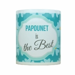Papounet is the best - Mug