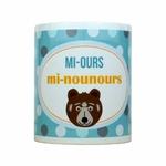 Mi-ours mi-nounours