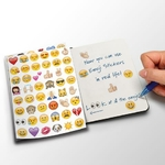 192 stickers emoji / emoticone