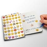 192 stickers emoji / emoticone