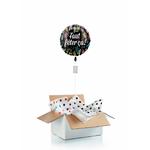 """Ballon surprise"""" gonflé à l'hélium : Faut fêter ça"""