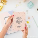 Agenda Mr Wonderful petit modèle 2018 Journalier - Rêve en grand