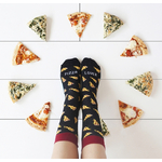 "Chaussettes homme ""pizza lover"""