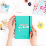 Agenda Mr Wonderful 2018-2019 sketch semainier
