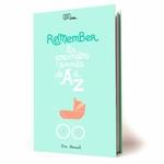 """Cahier de naissance """"ta première année de A à Z"""""""