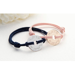 "Duo de bracelets ""cible"""
