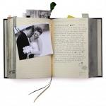 """Livre de voyage dans la vie """"My Life Story"""""""