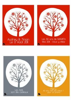 Cousinade arbre g n alogique et arbre empreintes actualit s les mots sont des cadeaux - Comment organiser une cousinade ...
