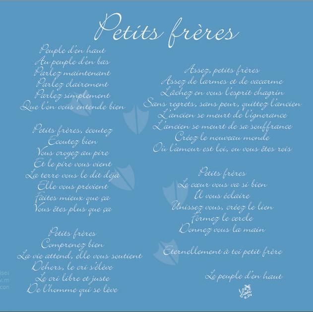 Joyeux Anniversaire Petit Frere Poeme Spaxdesign