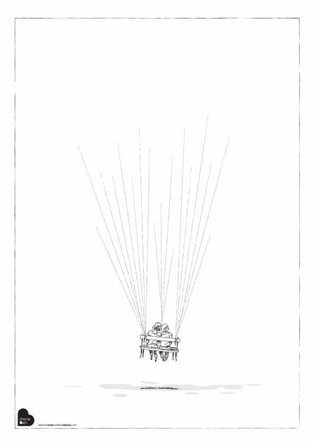Affiche-mariage-noces-anniversaire-ballons