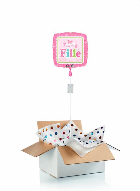 Ballon-helium-naissance-fille