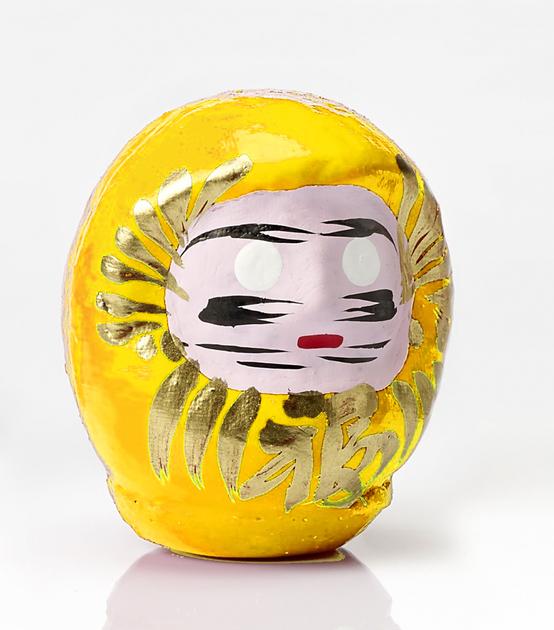 daruma-jaune