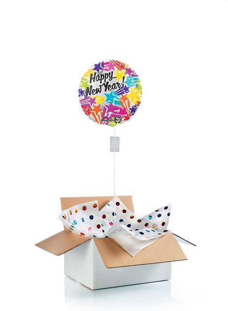 Ballon-helium-bonne-annee-etoiles-disco