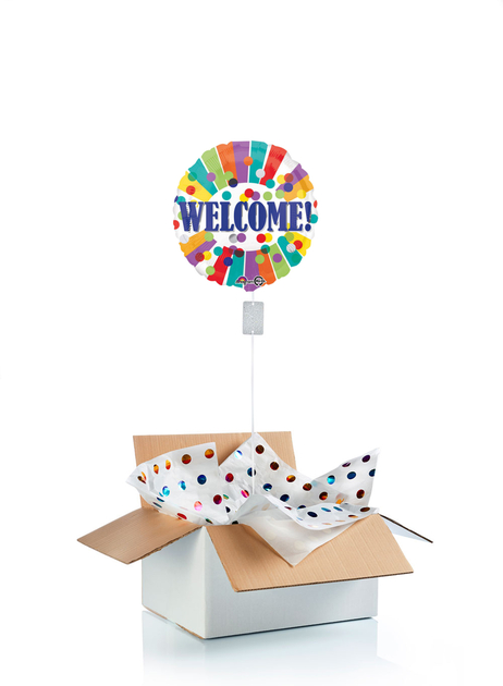 Ballon-helium-welcome-bienvenue