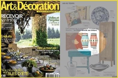 art et décoration lanterne de table