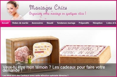 mariages chics