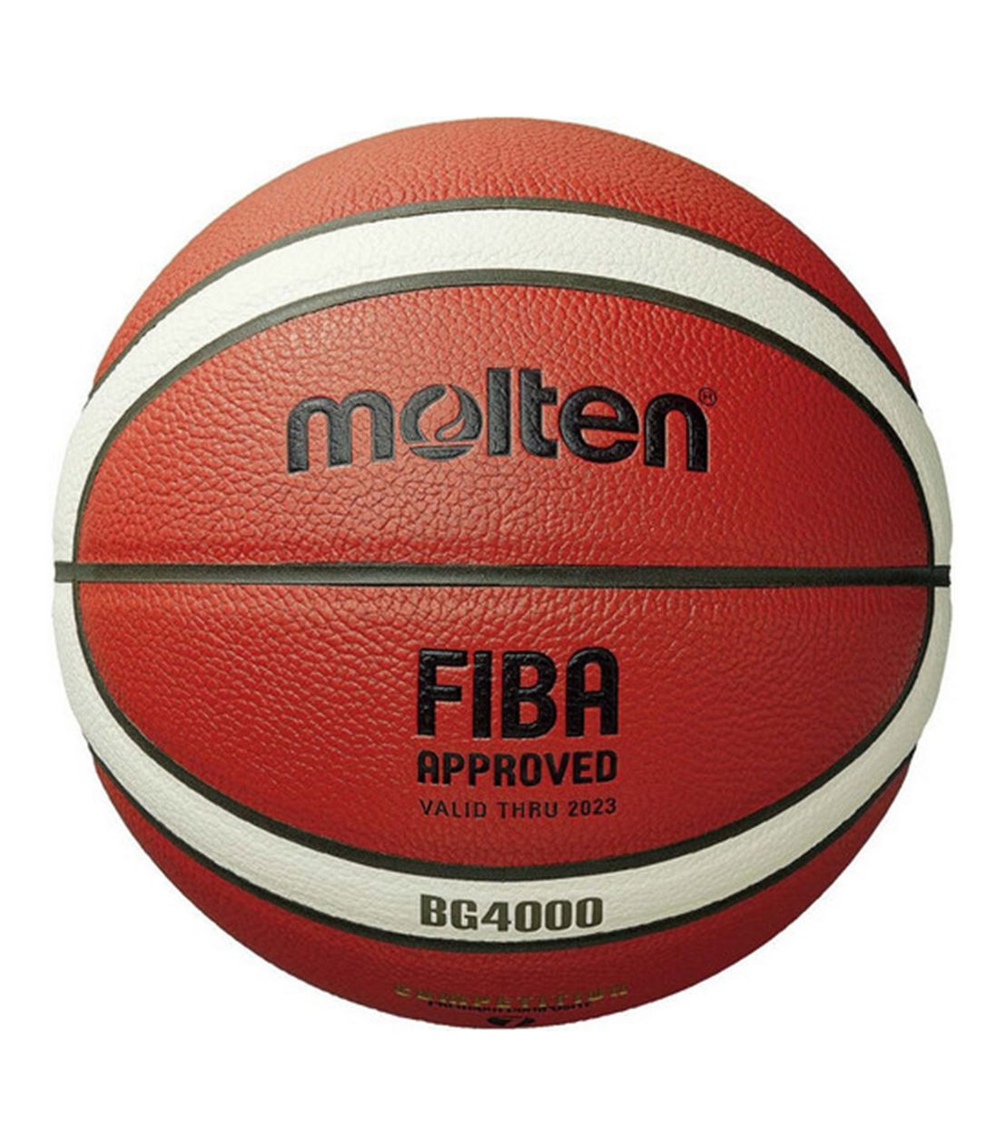 MOLTEN Ballon de Basket COMPETITION BG4000