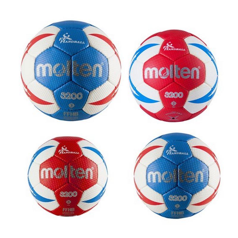 MOLTEN Ballon de handball FFHB ENTRAINEMENT HX3200