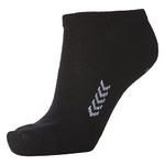hummel_ANKLE_SOCK SMU_chaussettes_de_sport_black_white (1)