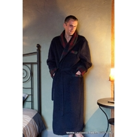 French men dressing gown