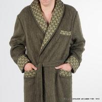 """Robe de chambre Modèle """"Camoudiet"""" 100 % laine"""