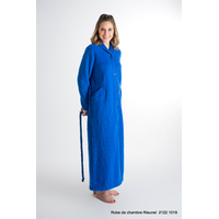 Robe de chambre 100 % laine des Pyrénées