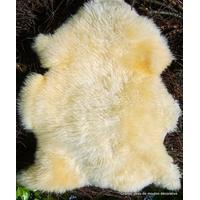Peaux de mouton décoratives ou apaisantes