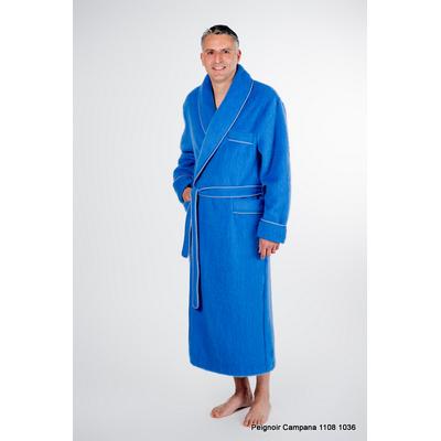 Robe De Chambre Unie Modle Campana  Peignoirs Label Pyrnes