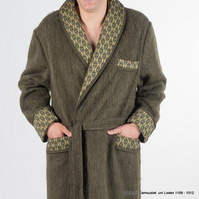 Luxus-Zimmer-Kleid Made in France für Männer