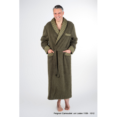 Robe de chambre luxe pour homme