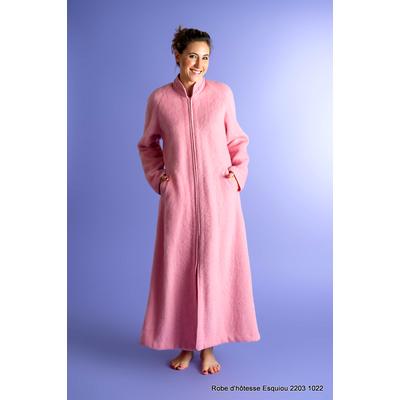 Woll gezipptes Zimmer Kleid