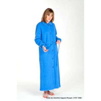 """Robe de chambre unie ou écossaise Modèle """"Aygues Rouyes"""""""