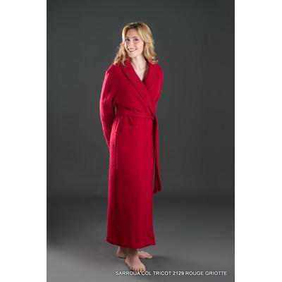Robe de chambre Sarroua Col tricot