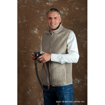 GILET HOMME CLASSE