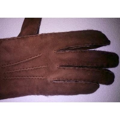Gants en peau faits à la main