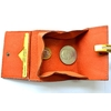 Porte monnaie à cuvette
