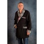 Veste d'intérieur pour hommes en laine des Pyrénées
