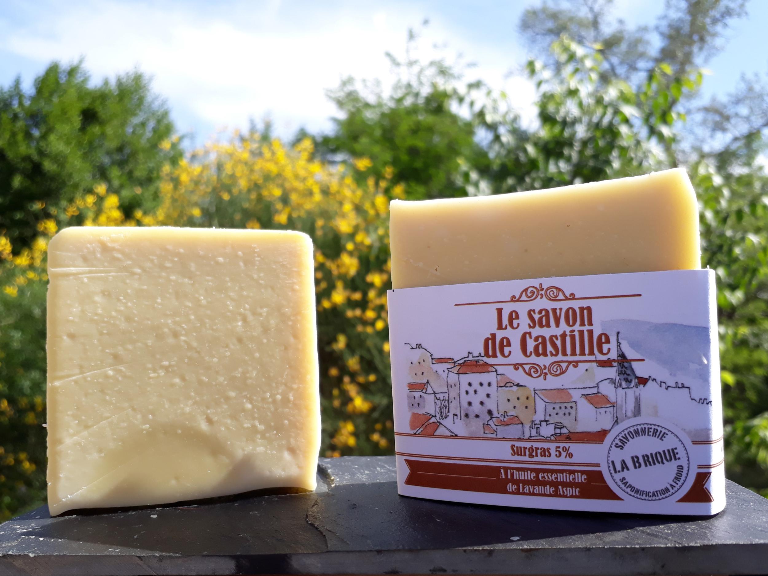 Savon de Castille - 100g