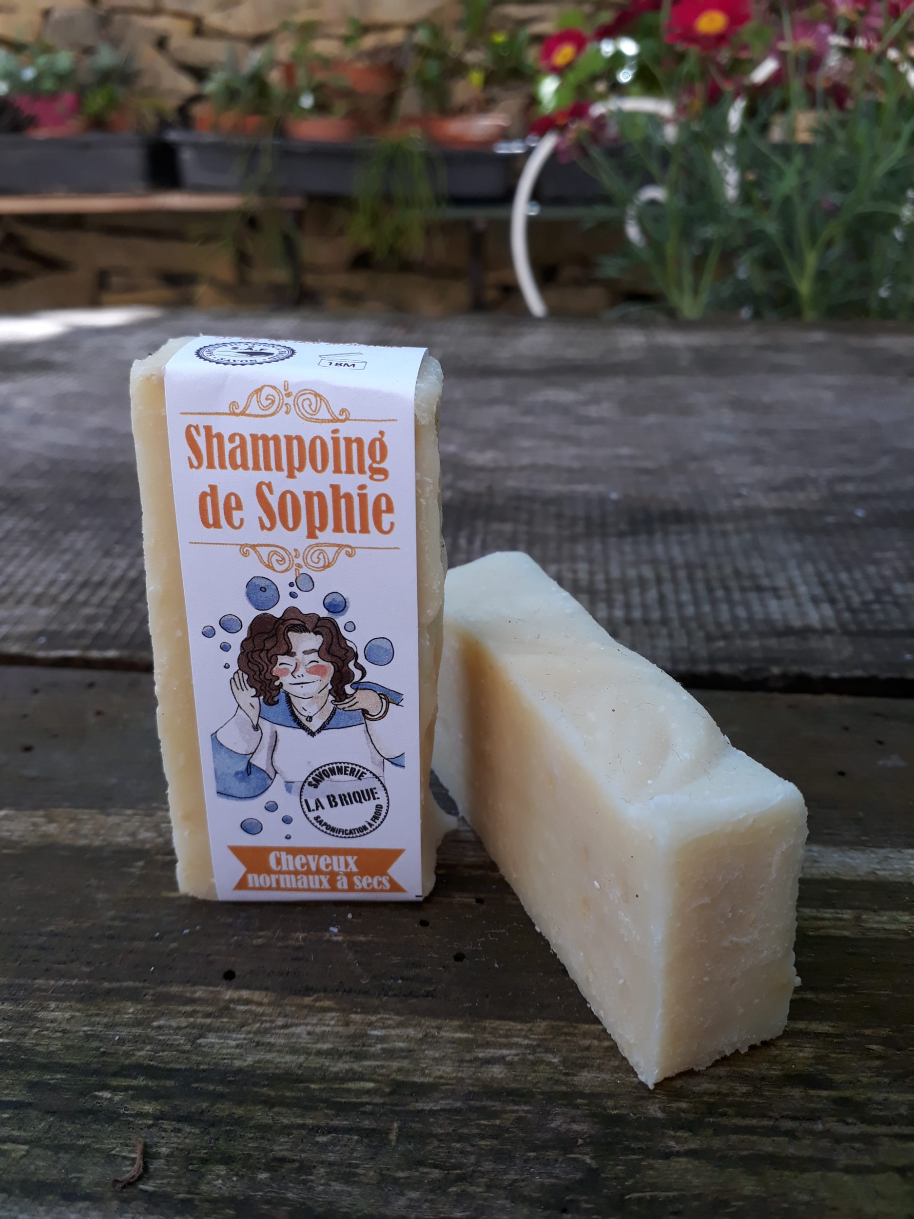 Le shampoing de Sophie - 40g
